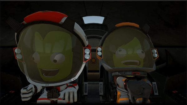 Kerbal Space Program 2: Same Space, Just More