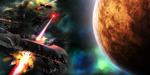 Freespace 2 is free in GOG's Interstellar Sale