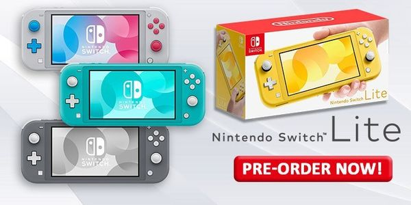 Nintendo Switch Lite prices for South Africa confirmed at R3,999