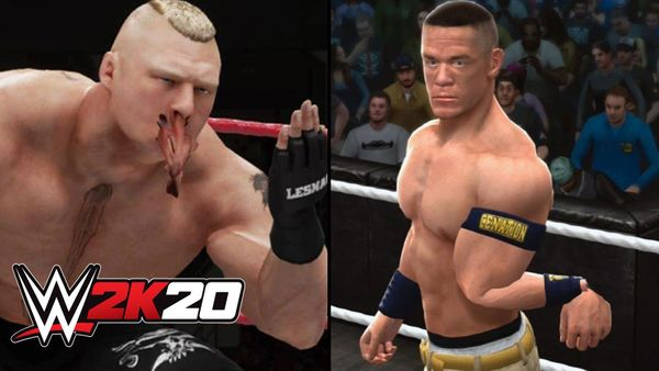 WWE 2K20 is a bugfest that probably can't be fixed