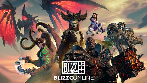 What to expect from an online-only BlizzCon 2021